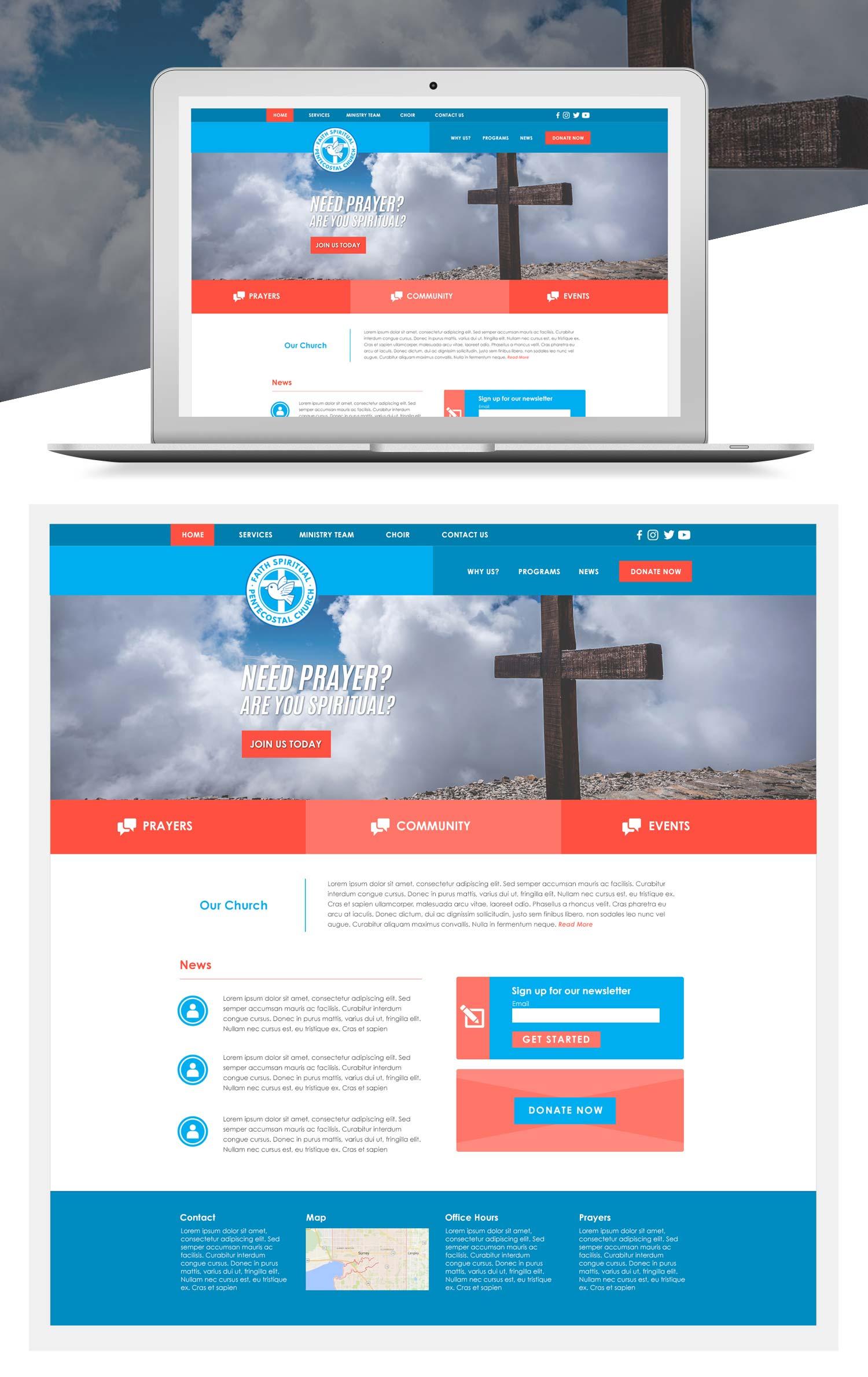 Responsive Web Design Vancouver
